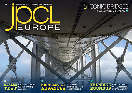 Read the September 2013 Digital Issue of JPCL Europe
