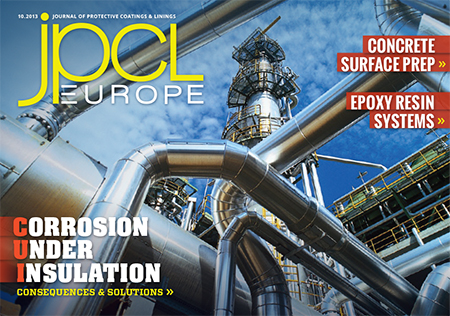 Read the October 2013 Digital Issue of JPCL Europe