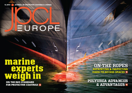 Read the December 2013 Digital Issue of JPCL Europe