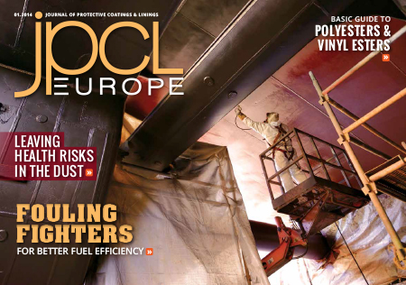 Read the January 2014 Digital Issue of JPCL Europe