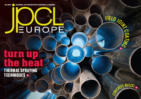 Read the February 2014 Digital Issue of JPCL Europe