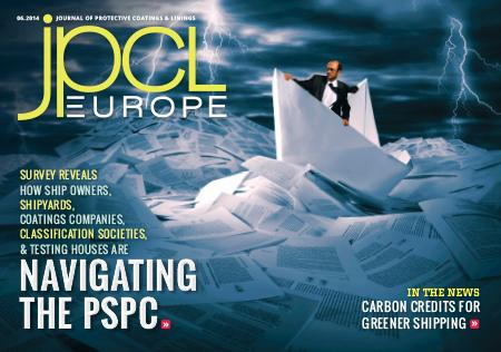 Read the June 2014 Digital Issue of JPCL Europe