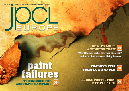 Read the September 2014 Digital Issue of JPCL Europe
