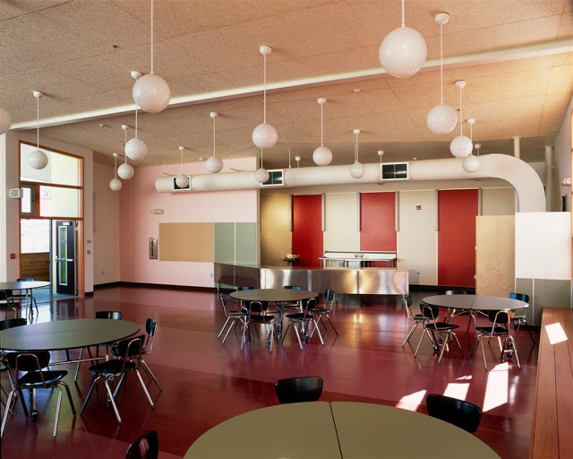 Filipino Education Center interior