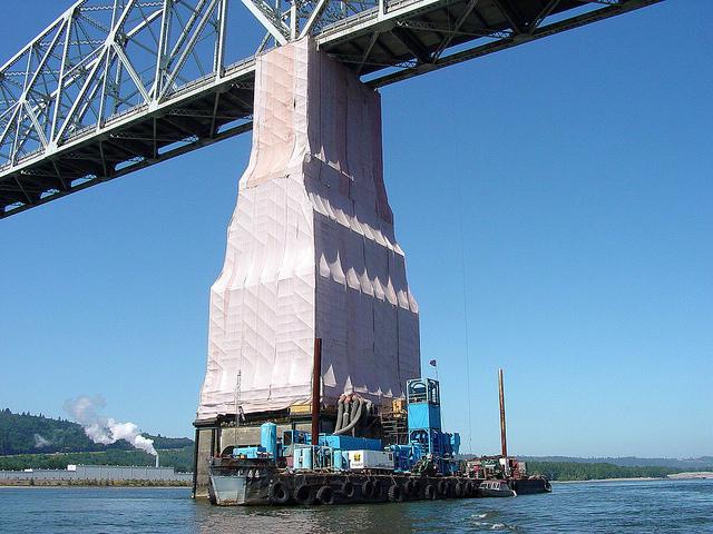 Bridge containment