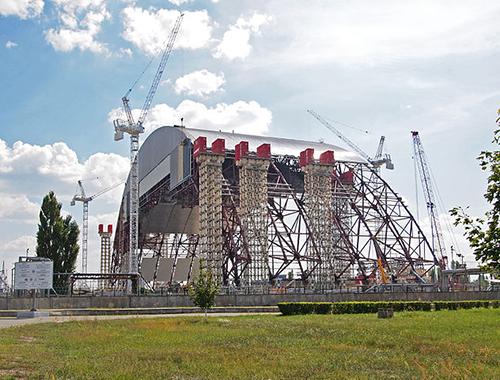 NSC under construction 2013