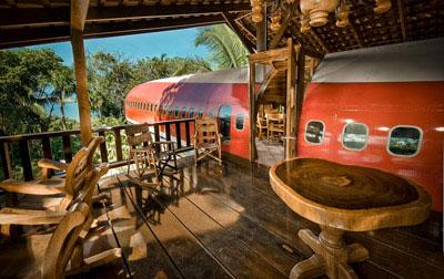 Costa Verde 727 Fuselage Home
