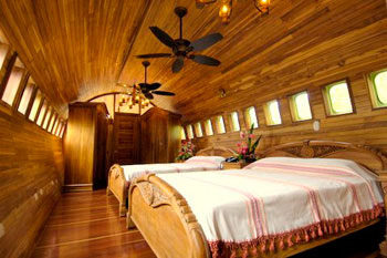 Costa Verde 727 Fuselage Home