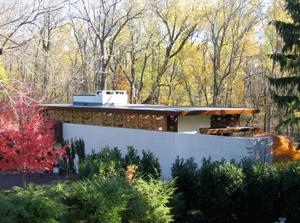 Bachman Wilson House exterior