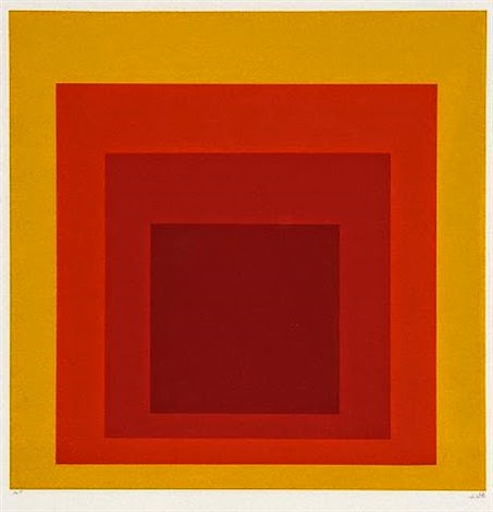 Homage to the Square 1964