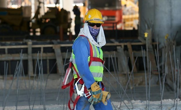 Migrant Worker in Qatar
