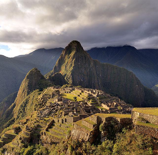 Machu Picchi\u