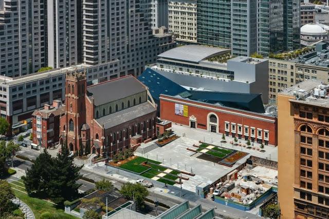 SF  Contemporary Jewish Museum