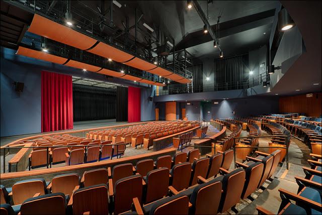De Anza auditorium