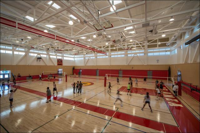 De Anza gymnasium