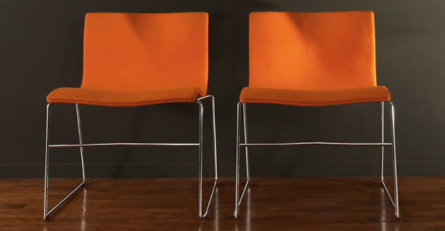 Knoll's Hankerchief Chairs