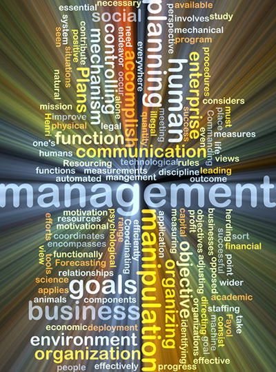 Word cloud management