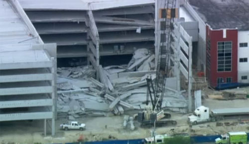 Four workers were killed in a garage collapse earlier this month in Doral, FL. In a niche industry, each death hits hard.