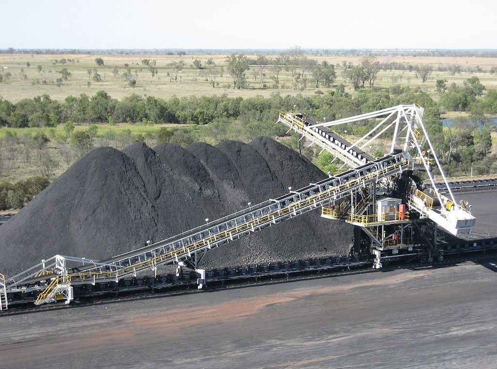 CoalStacker