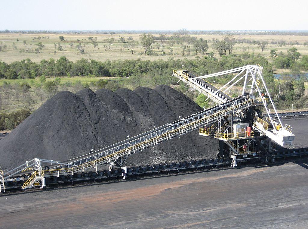 CoalStacker