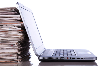 Paper v Computer