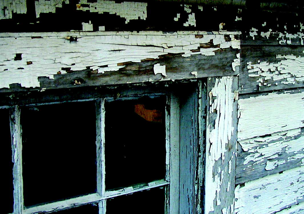 Lead paint in housing