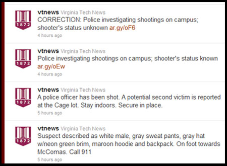 VA Tech shooting