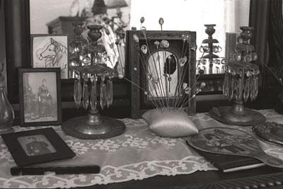 Aunt Mamie's dresser