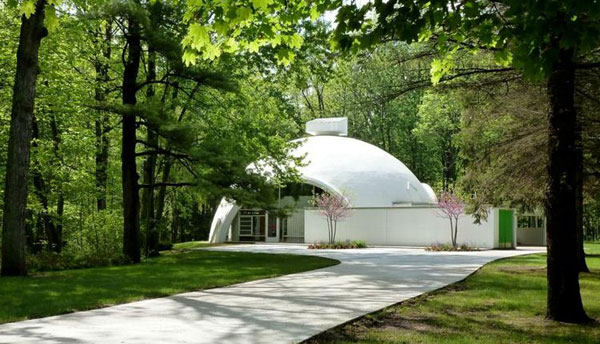 Robert Schwartz Dome Home