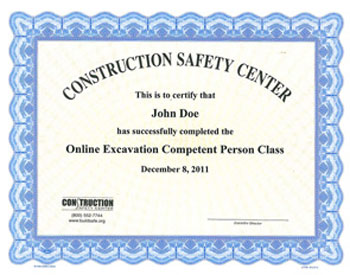 Construction Safety Council