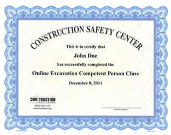 Construction Safety Council