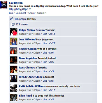 Fox News Boston facebook