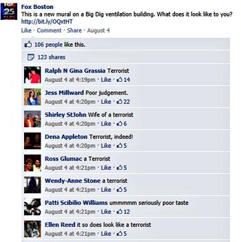 Fox News Boston facebook