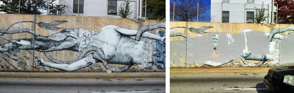 Roti mural Atlanta