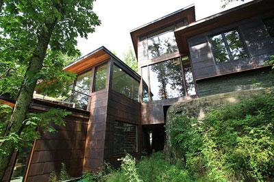 John's rock house