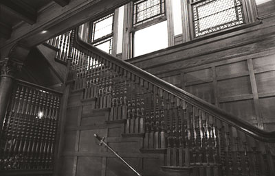 Sunnyledge staircase