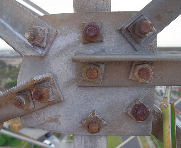 bolt corrosion