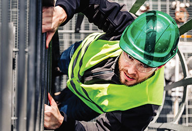 Ladder Safety: Protecting Workers From a Complex Hazard