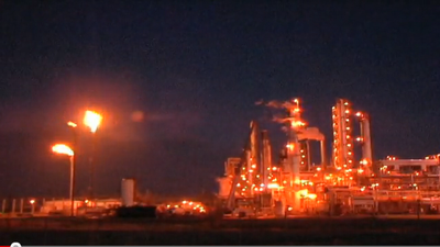Navajo Oil Refinery