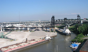 I-90 Inner Belt Bridge - Cleveland