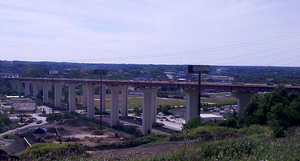I-480 Valley View Bridge