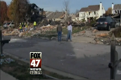 Indianapolis Explosion - Fox News image3