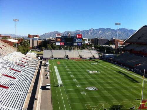 University of Arizona Stadium