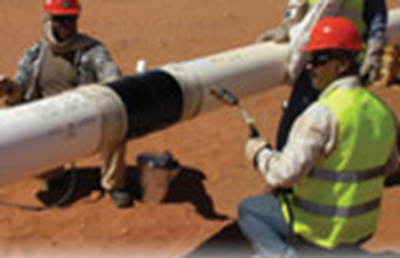 Pipeline Coating Inspection and Repair