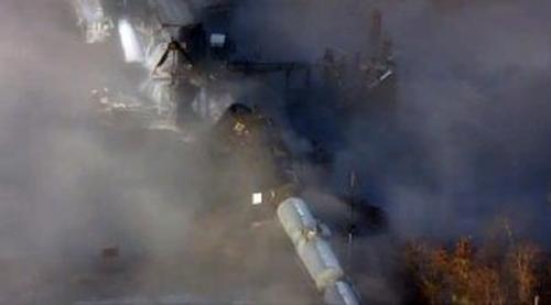 Paulsboro derailment - 11.30.12