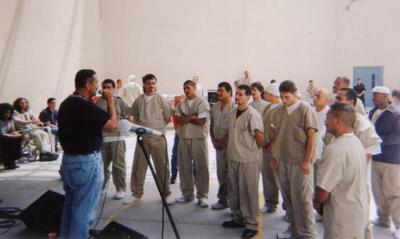 Santa Fe County Jail inmates