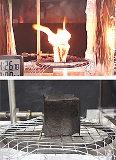 NIST studies flame retardants