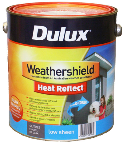 Dulux paint tin