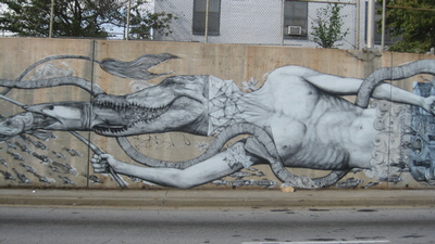 Roti Mural