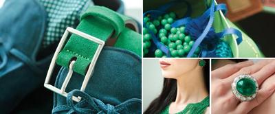 Emerald - Pantone